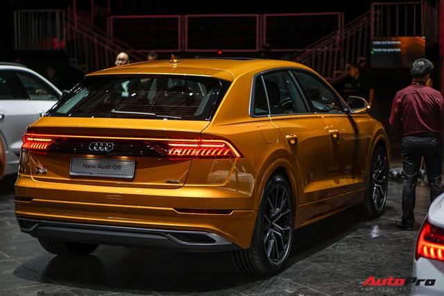 Xem trước Audi Q8 sẽ ra mắt Việt Nam ngay cuối tháng này - Ảnh 1.