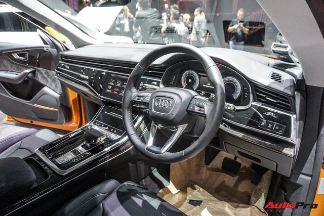 Xem trước Audi Q8 sẽ ra mắt Việt Nam ngay cuối tháng này - Ảnh 3.