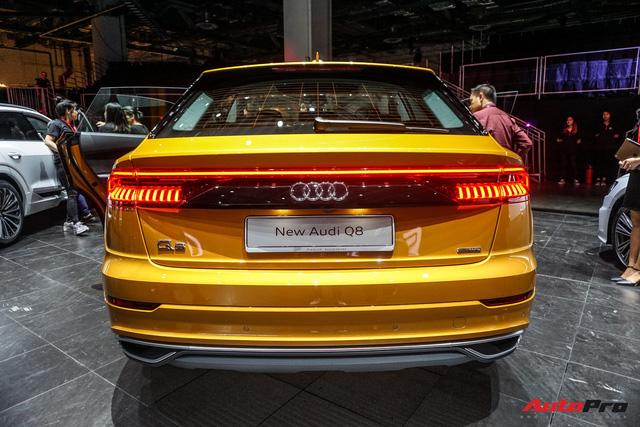 Xem trước Audi Q8 sẽ ra mắt Việt Nam ngay cuối tháng này - Ảnh 4.