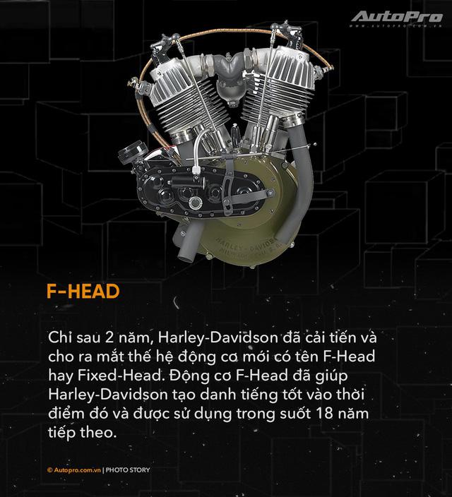Hiếm có hãng xe nào chăm chỉ nâng cấp động cơ như Harley-Davidson - Ảnh 2.