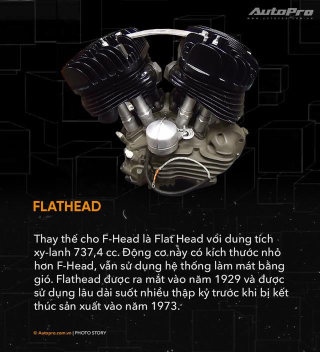Hiếm có hãng xe nào chăm chỉ nâng cấp động cơ như Harley-Davidson - Ảnh 3.