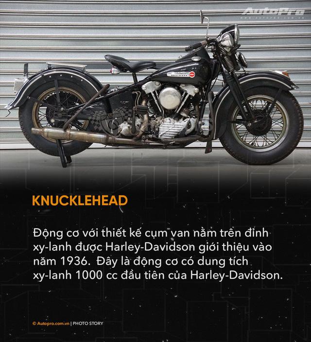 Hiếm có hãng xe nào chăm chỉ nâng cấp động cơ như Harley-Davidson - Ảnh 4.