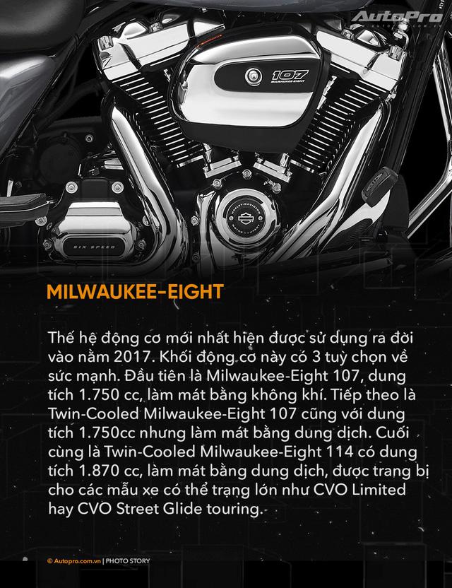 Hiếm có hãng xe nào chăm chỉ nâng cấp động cơ như Harley-Davidson - Ảnh 8.
