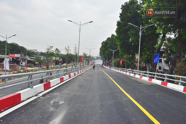 Chính thức thông xe cầu vượt An Dương-Thanh Niên - Ảnh 3.