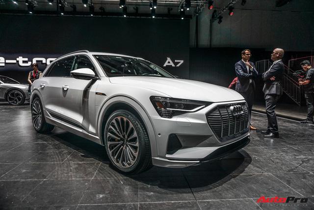 Audi không khai phá SUV điện nhưng quyết dẫn đầu với Elaine - Ảnh 2.