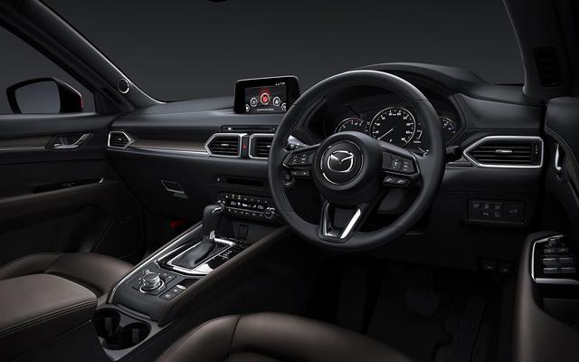Mazda CX-5 2019 ra mắt với động cơ tăng áp - Ảnh 4.