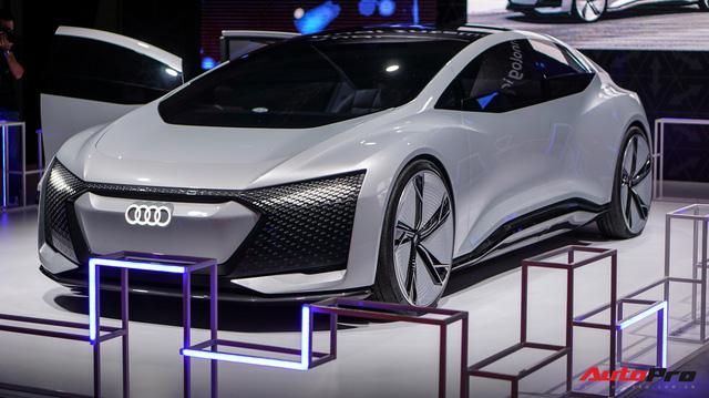 Audi Aicon Concept - Tương lai tự lái hoàn toàn của người Đức có mặt tại Đông Nam Á