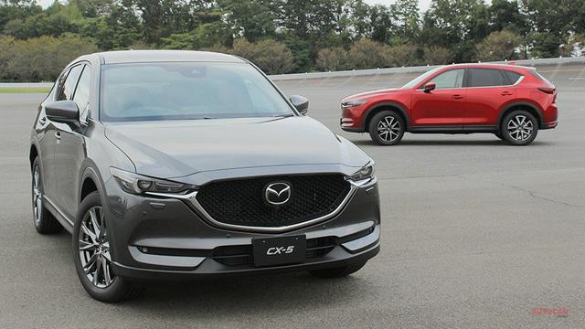 Mazda CX-5 2019 ra mắt với động cơ tăng áp