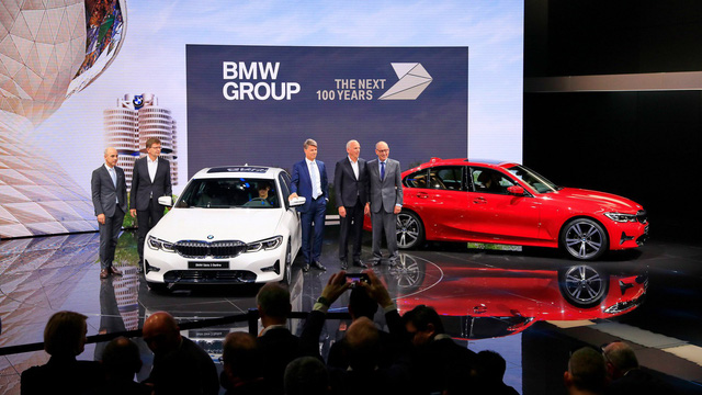 BMW 3-Series mới sẽ là thế hệ hoàn hảo nhất, lật đổ đàn anh từ cả chục năm về trước