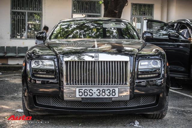 Khám phá chiếc Rolls-Royce tháp tùng Minh nhựa đi đăng kiểm Pagani Huayra - Ảnh 4.