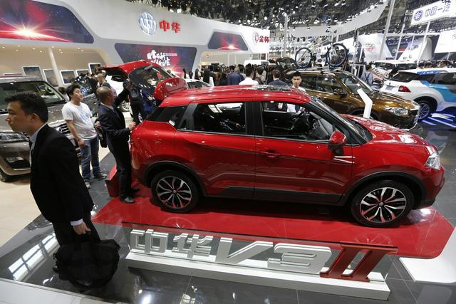 Các hãng xe Trung Quốc trước thách thức và cơ hội trời cho - Ảnh 3.