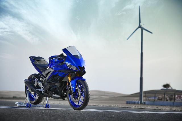 Yamaha YZF-R3 được nâng cấp công nghệ, cải thiện tính khí động học - Ảnh 3.