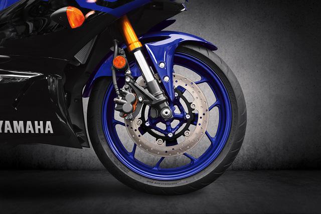 Yamaha YZF-R3 được nâng cấp công nghệ, cải thiện tính khí động học - Ảnh 14.