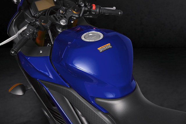 Yamaha YZF-R3 được nâng cấp công nghệ, cải thiện tính khí động học - Ảnh 11.