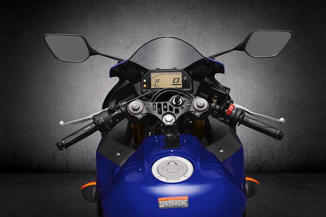 Yamaha YZF-R3 được nâng cấp công nghệ, cải thiện tính khí động học - Ảnh 9.