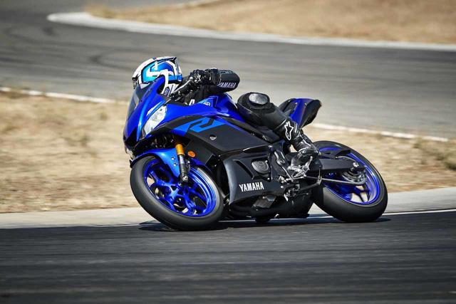 Yamaha YZF-R3 được nâng cấp công nghệ, cải thiện tính khí động học - Ảnh 4.