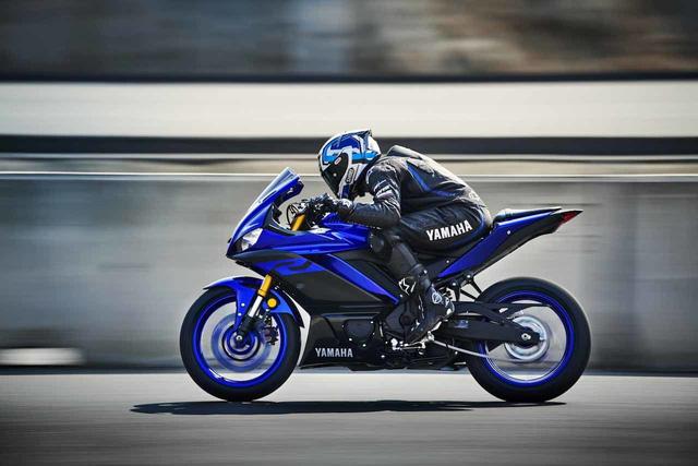 Yamaha YZF-R3 được nâng cấp công nghệ, cải thiện tính khí động học - Ảnh 1.