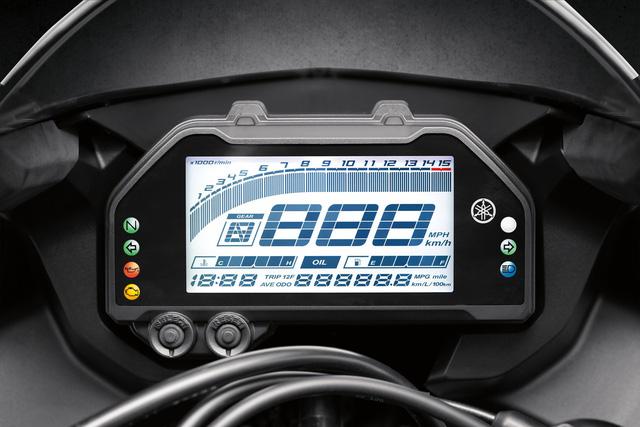 Yamaha YZF-R3 được nâng cấp công nghệ, cải thiện tính khí động học - Ảnh 15.