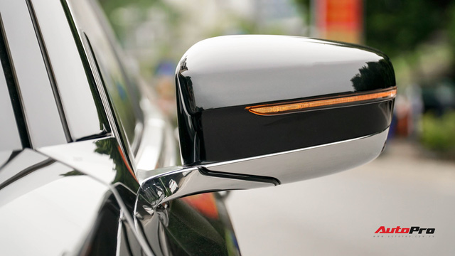 Siêu hiếm: BMW 750 Li 2016 đầu tiên và duy nhất trên thị trường xe cũ Việt Nam - Ảnh 4.
