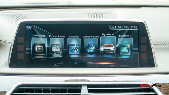 Siêu hiếm: BMW 750 Li 2016 đầu tiên và duy nhất trên thị trường xe cũ Việt Nam - Ảnh 14.