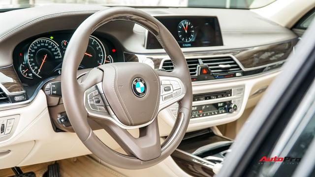 Siêu hiếm: BMW 750 Li 2016 đầu tiên và duy nhất trên thị trường xe cũ Việt Nam - Ảnh 10.