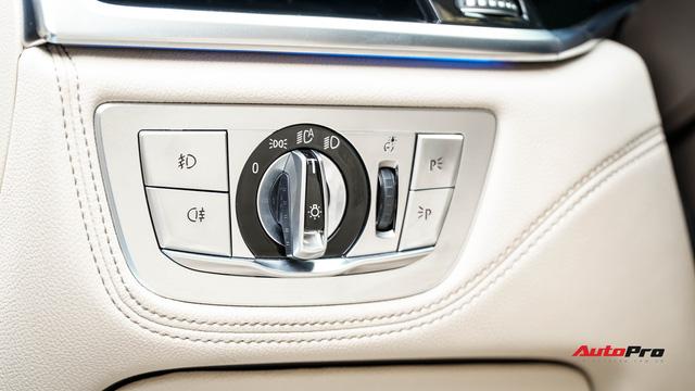 Siêu hiếm: BMW 750 Li 2016 đầu tiên và duy nhất trên thị trường xe cũ Việt Nam - Ảnh 13.