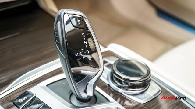 Siêu hiếm: BMW 750 Li 2016 đầu tiên và duy nhất trên thị trường xe cũ Việt Nam - Ảnh 16.