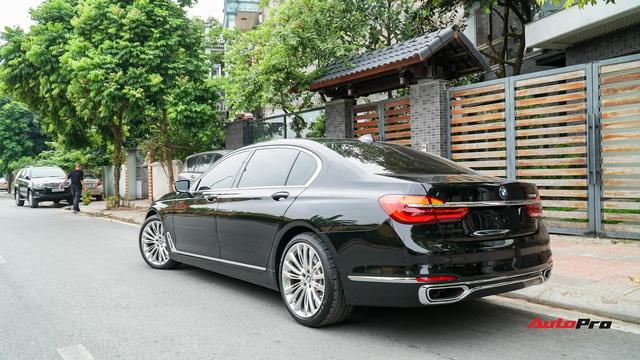 Siêu hiếm: BMW 750 Li 2016 đầu tiên và duy nhất trên thị trường xe cũ Việt Nam - Ảnh 5.