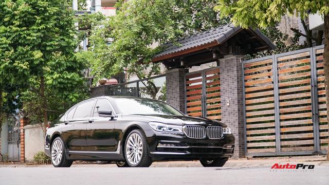 Siêu hiếm: BMW 750 Li 2016 đầu tiên và duy nhất trên thị trường xe cũ Việt Nam - Ảnh 24.