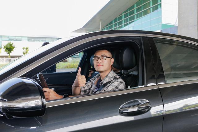 3 ngày thử làm đại gia Việt sở hữu Mercedes S-Class: Cuộc sống thượng lưu vây quanh xe sang - Ảnh 4.