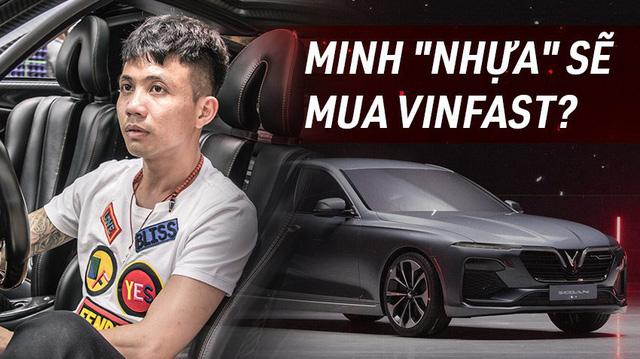 "Minh ""nhựa"" sẽ mua xe VinFast sau Lamborghini Urus và Mercedes-AMG G63 Edition 1"