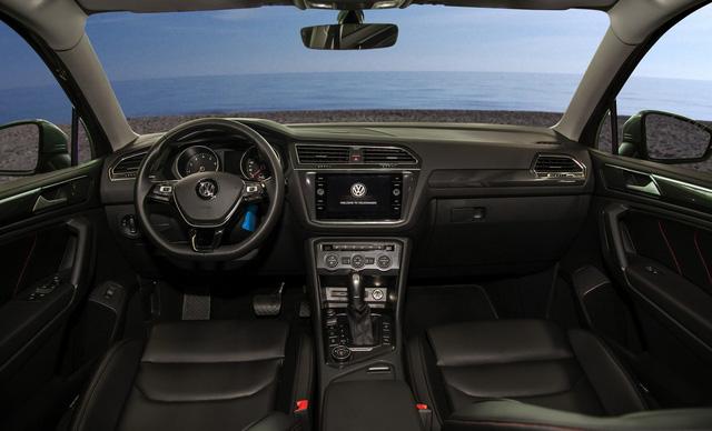Volkswagen Tiguan Allspace vừa mở bán đã được nâng cấp, giá tăng 30 triệu đồng - Ảnh 1.