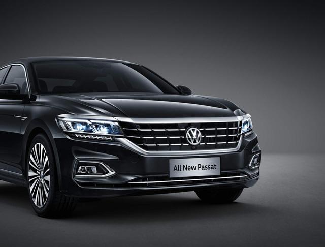Ra mắt Volkswagen Passat NMS: Thoát mác xe Đức bình dân - Ảnh 10.
