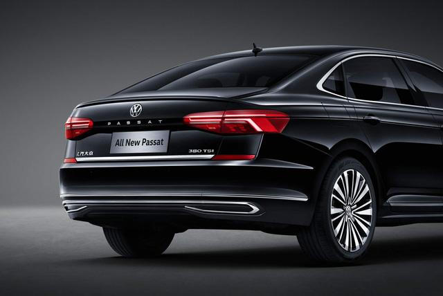 Ra mắt Volkswagen Passat NMS: Thoát mác xe Đức bình dân - Ảnh 11.