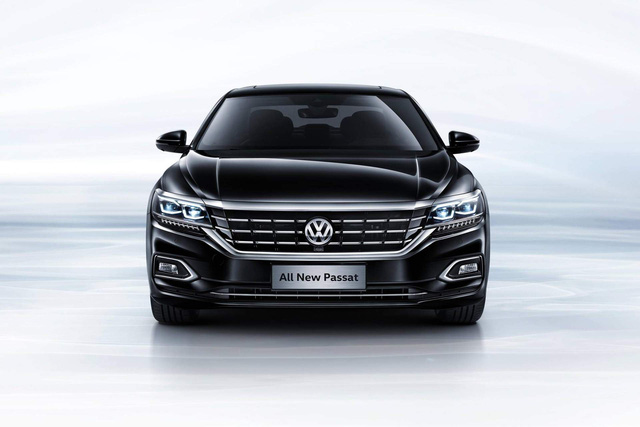 Ra mắt Volkswagen Passat NMS: Thoát mác xe Đức bình dân - Ảnh 2.