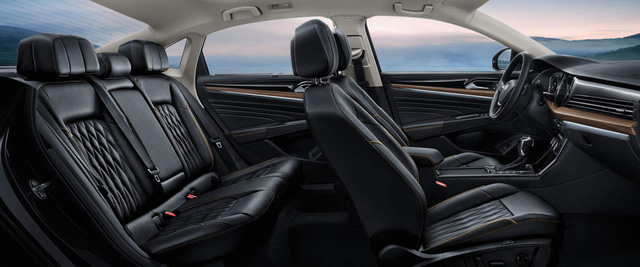 Ra mắt Volkswagen Passat NMS: Thoát mác xe Đức bình dân - Ảnh 13.
