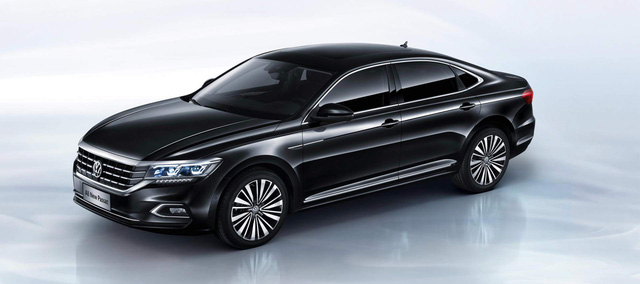 Ra mắt Volkswagen Passat NMS: Thoát mác xe Đức bình dân - Ảnh 1.