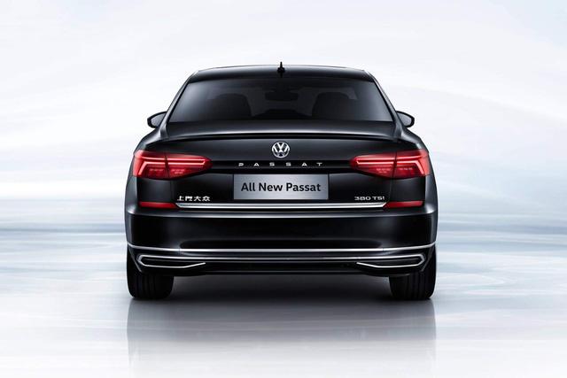 Ra mắt Volkswagen Passat NMS: Thoát mác xe Đức bình dân - Ảnh 9.
