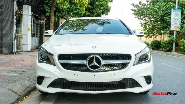Mercedes-Benz CLA 200 cung cấp lại rẻ như Toyota Altis mua mới
