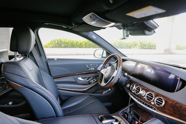 3 ngày thử làm đại gia Việt sở hữu Mercedes S-Class: Cuộc sống thượng lưu vây quanh xe sang - Ảnh 7.
