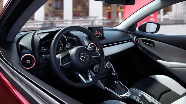 Lộ thông số Mazda2 2018 nhập khẩu đã về Việt Nam: Thêm phiên bản giá rẻ, bán ra trong tháng 11 - Ảnh 3.