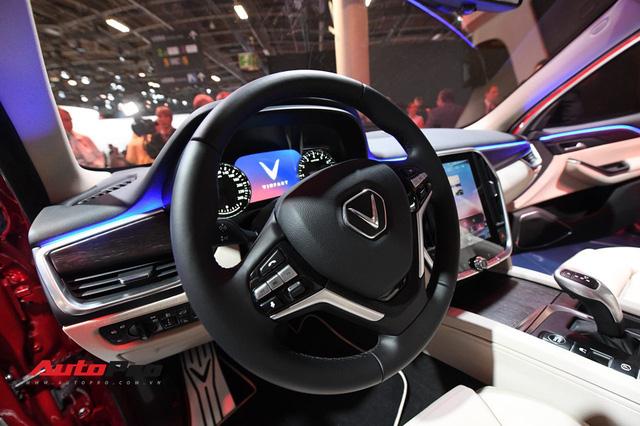 Cận cảnh nội thất SUV VinFast LUX SA2.0: Linh hồn Việt Nam lồng trong thiết kế châu Âu - Ảnh 2.