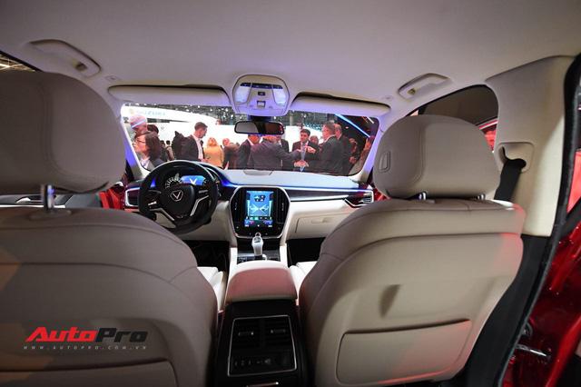 Cận cảnh nội thất SUV VinFast LUX SA2.0: Linh hồn Việt Nam lồng trong thiết kế châu Âu - Ảnh 7.