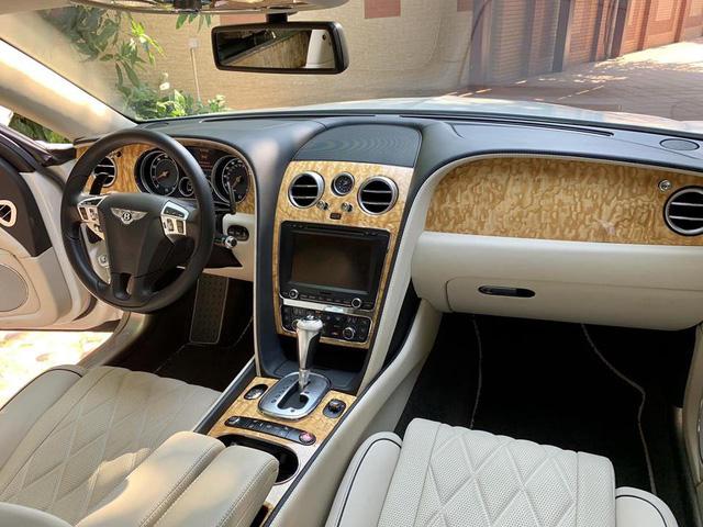 Sau 5 năm, Bentley Flying Spur rẻ như Mercedes-Benz S560 sắp ra mắt - Ảnh 3.