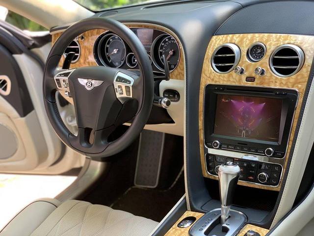 Sau 5 năm, Bentley Flying Spur rẻ như Mercedes-Benz S560 sắp ra mắt - Ảnh 9.