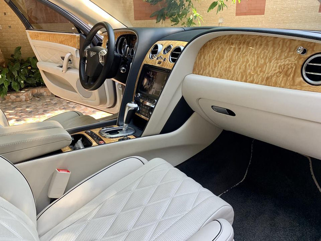Sau 5 năm, Bentley Flying Spur rẻ như Mercedes-Benz S560 sắp ra mắt - Ảnh 8.