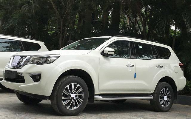 Nissan Terra lộ giá cao nhất 1,226 tỷ đồng cùng nhiều thông số hot trước ngày ra mắt - Ảnh 1.