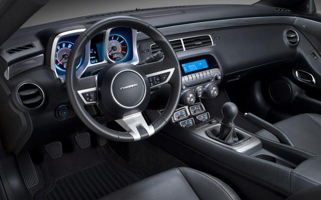 Chevrolet Camaro cũ độ cửa Lamborghini nhưng có giá ngang Toyota Camry - Ảnh 4.