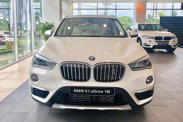 BMW X1 xLine 2018 được THACO nhập về có giá hơn 1,8 tỷ đồng, cạnh tranh Audi Q3 - Ảnh 4.