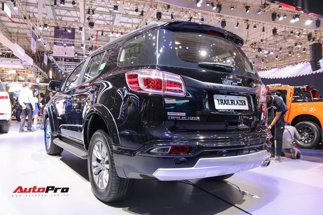 Chevrolet giới thiệu gói phụ kiện hoàn toàn mới cho mẫu SUV Trailblazer tại VMS 2018 - Ảnh 2.